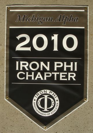 PDT MA Iron Phi chapter