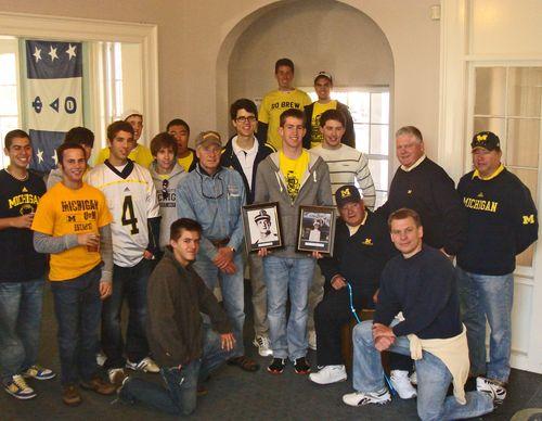 Craig Waldinger honored pic