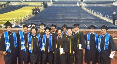 PDT MA 2014 graduates Big House